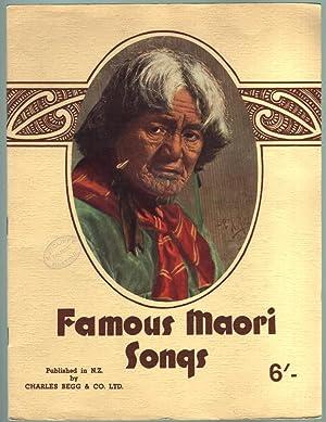 Famous Maori Songs.: Hemi Piripati, et