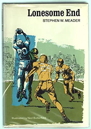 Lonesome End.: Meader, Stephen.