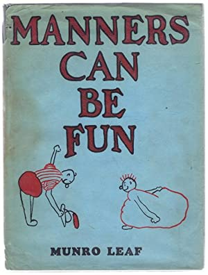 Manners Can Be Fun.: Leaf, Munro.