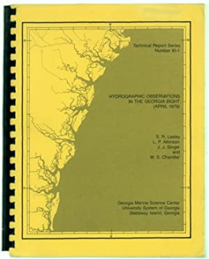 Hydrographic Observations in the Georgia Bight (April: Lasley, S. R.;
