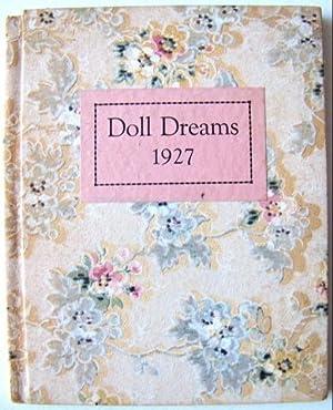Doll Dreams 1927: Morrison, Lucile Phillips.