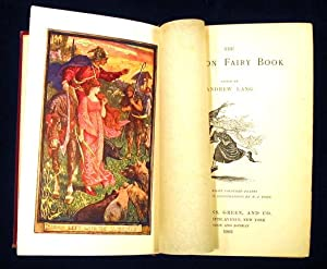 The Crimson Fairy Book.: Lang, Andrew, editor.
