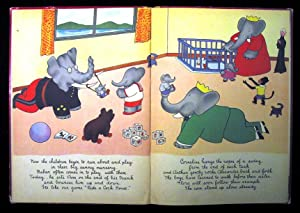 Babar and His Children.: Brunhoff, Jean de.