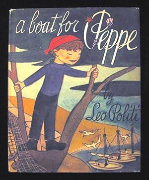A Boat for Peppe.: Politi, Leo.