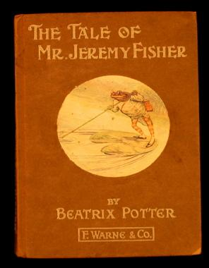 The Tale of Mr. Jeremy Fisher.: Potter, Beatrix