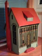 My Book House, Christmas Binding in Wooden House.: Miller, Olive Beaupre.