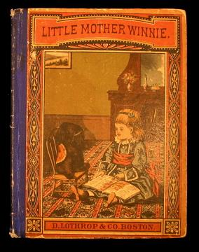 Little Mother Winnie and other Stories: anon.