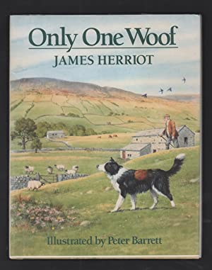 Only One Woof.: Herriot, James.