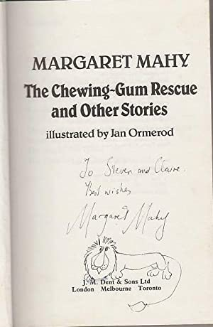 The Chewing-Gum Rescue and Other Stories.: Mahy, Margaret.