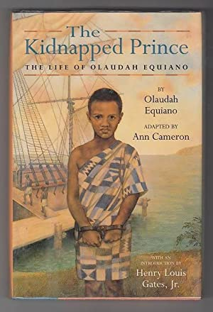 The Kidnapped Prince, The Life of Olaudah: Equiano, Olaudah adapted