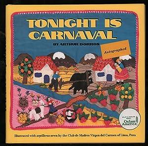 Tonight is Carnaval.: Dorros, Arthur.