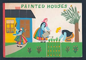 Painted Houses.: Borudzka, Wanda, adapted by Margaret Sperry.