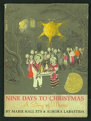 Nine Days to Christmas.: Ets, Marie Hall, & Aurora LaBastida.