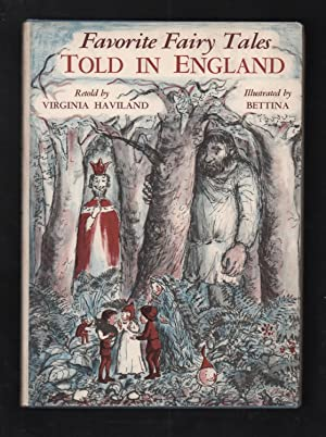 Favorite Fairy Tales Told in England.: Haviland, Virginia.