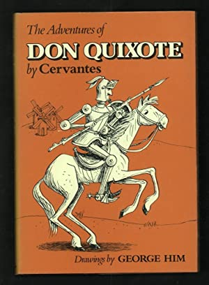 The Adventures of Don Quixote.: Cervantes (translated by J. M. Cohen, abridged by Olive Jones).