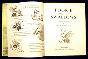 Pookie and the Swallows: Wallace, Ivy L.