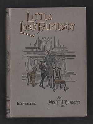 Little Lord Fauntleroy.: Burnett, Frances Hodgson.