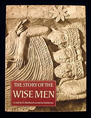 The Story of the Wise Men carved: Bible (St. Matthew).