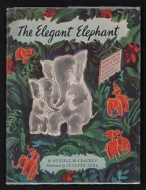 Elegant Elephant.: McCracken, Russell.