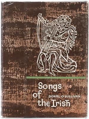 Songs of the Irish: An Anthology of: O'Sullivan,