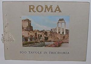 Ricordo di Roma - 100 tavole in: Editore Enrico Verdesi