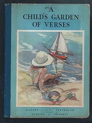 A Child's Garden of Verses.: Stevenson, Robert Louis