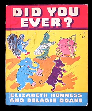 Did You Ever?: Honness, Elizabeth