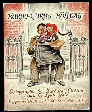 Hurdy-Gurdy Holiday.: Gale, Leah.