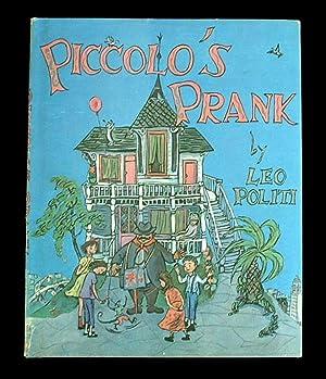 Piccolo's Prank.: Politi, Leo.