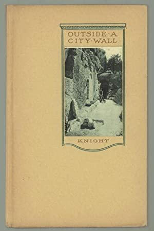 Outside a City Wall.: Knight, William Allen.