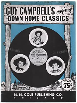 Guy Campbell's Original Down Home Classics.: Campbell, Guy. (and Lee Thomas).