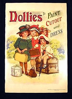 Dollies to Paint, Cutout, and Dress.: anon.