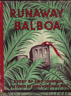 Runaway Balboa.: Johnson, Enid.