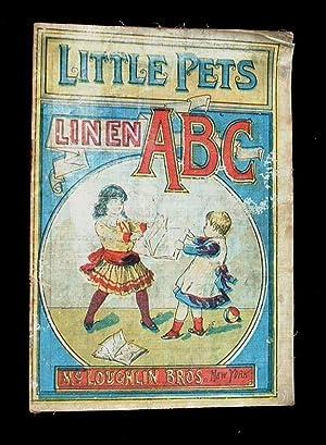 Little Pets Linen ABC (A. B. C.): ABC (anon).