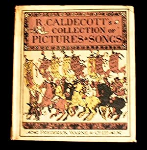 R. Caldecott's First Collection of Pictures and: Mother Goose. (Caldecott,