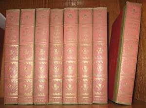 Eight Volume Set: The Master of Ballantrae; the Black Arrow; Virginibus Puerisque; Dr. Jekyll and ...