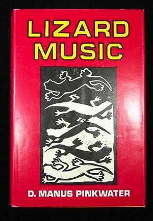 Lizard Music.: Pinkwater, D. Manus.