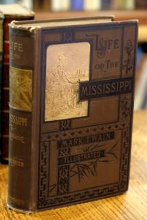 Life on the Mississippi, First Ed., 1st: Twain, Mark