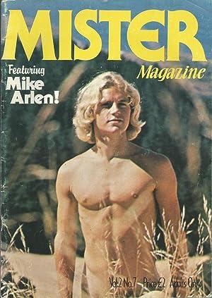 Vintage Gay Magazine 91