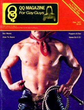 QQ Magazine: For Gay Guys, December 1977 vol 9 number 6: QQ Magazine:
