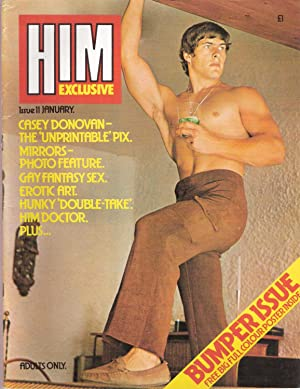 HIM EXCLUSIVE ISSUE NO 11 [ JANUARY: Purnell, Alan [editor]