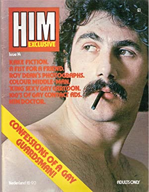 HIM EXCLUSIVE ISSUE NO 14 [ 1976: Purnell, Alan [editor]