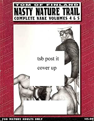 Nasty Nature Trail [ Complete Kake volumes: Tom of Finland