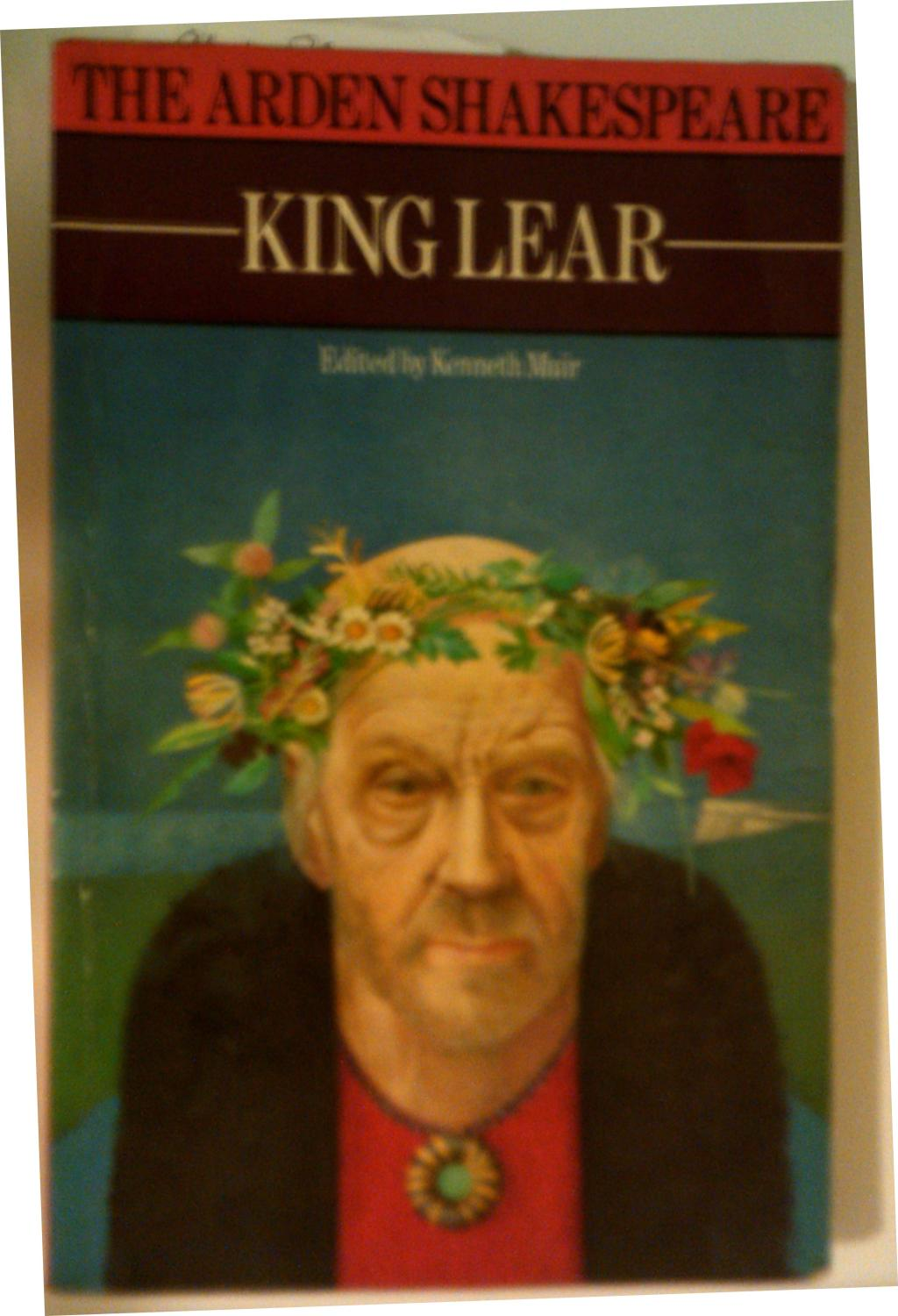 a bleak of hope in king lear a play by william shakespeare King lear, one of william shakespeare's greatest tragedies the ultimate tragic hero king lear english literature essay this bleak portrayal of king lear.