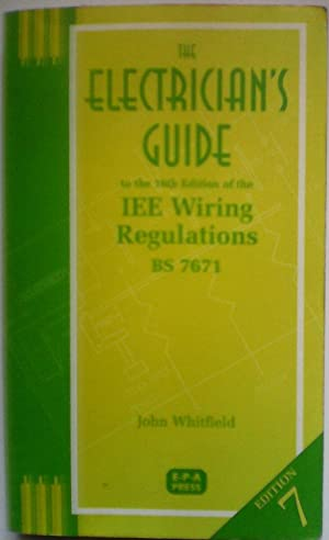 Fantastic Electricians Guide To Iee Wiring Regulations 7Th Edition By John Wiring Database Wedabyuccorg
