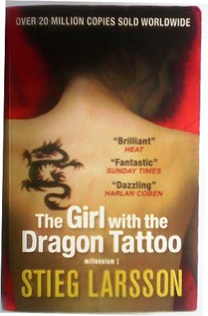 The Girl with the Dragon Tattoo (Millennium: Stieg Larsson
