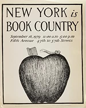 New York is Book Country [Poster]: Edward Gorey