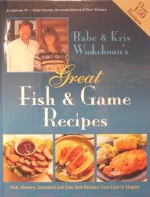 9781589231368 babe kris winkelman 39 s great fish and for Maryland fish and game