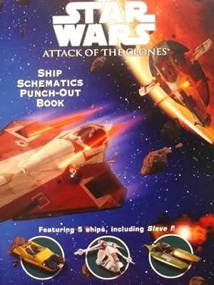 Ship Schematics Punch Out Book (Star Wars,: House, Random; Kalama,