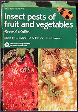 Insect Pests of Fruit and Vegetables